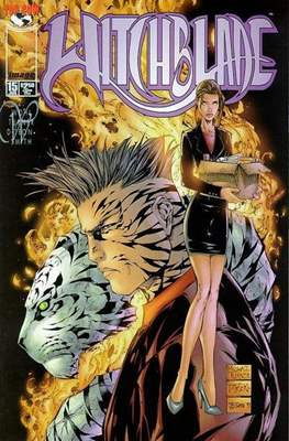 Witchblade (Comic Book) #15