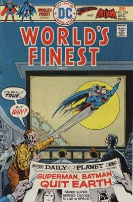 World's Finest Comics (1941-1986) (Comic Book) #234