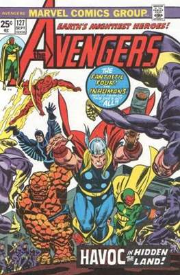 The Avengers Vol. 1 (1963-1996) (Comic Book) #127