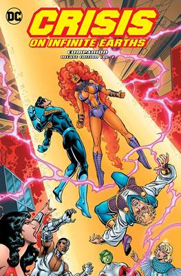 Crisis on Infinite Earths Companion Deluxe Edition #2