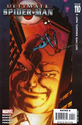 Ultimate Spider-Man (2000-2009; 2011) (Comic-Book) #110