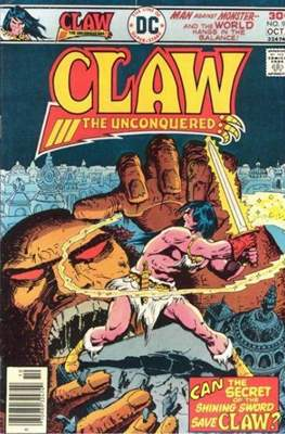 Claw the Unconquered Vol 1 #9