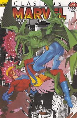 Clásicos Marvel (1988-1991) (Grapa.) #22