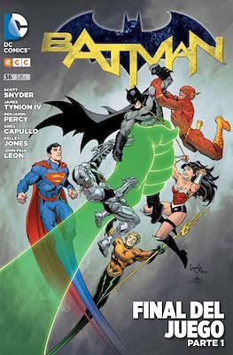 Batman: Nuevo Universo DC / Renacimiento (Grapa) #36