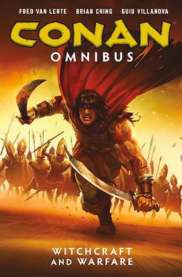 Conan Omnibus (Trade Paperback) #7