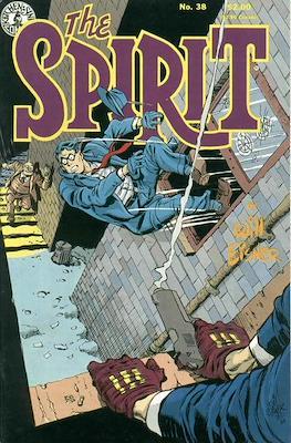 The Spirit (1983-1992) (Comic book. 32 pp) #38