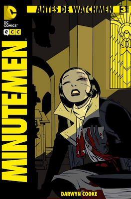 Antes de Watchmen: Minutemen #3