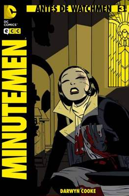Antes de Watchmen: Minutemen (Grapa 36-32 pp) #3