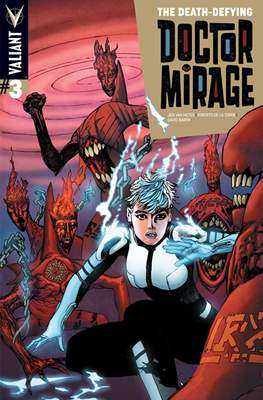 The Death-Defying Doctor Mirage (comic-book) #3