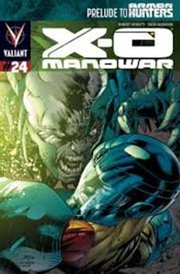 X-O Manowar (2012) (Comic-Book) #24