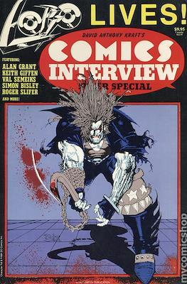 Lobo Lives! - Comics Interview Super Special