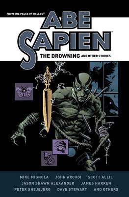 Abe Sapien (Hardcover) #3