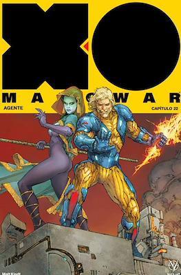 X-O Manowar (2017-) (Grapa) #22