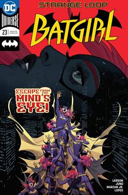 Batgirl Vol. 5 (2016-) (Comic Book) #23