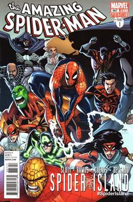 The Amazing Spider-Man Vol. 2 (1999-2014) (Comic-Book) #667