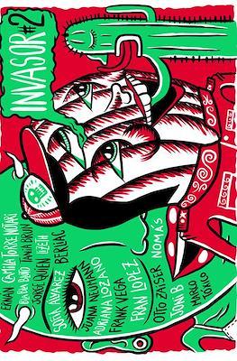 Invasor (Fanzine de alta categoría) #2