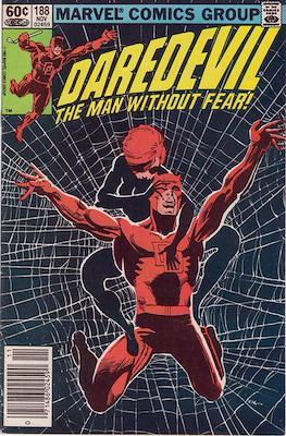 Daredevil Vol. 1 (1964-1998) (Comic Book) #188