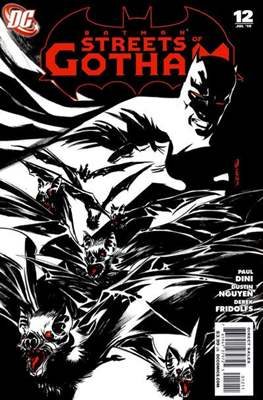 Batman: Streets of Gotham (2009-2011 Saddle-stitched) #12