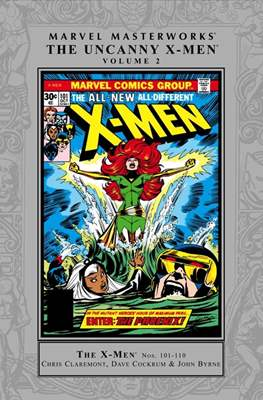 Marvel Masterworks: The Uncanny X-Men #2