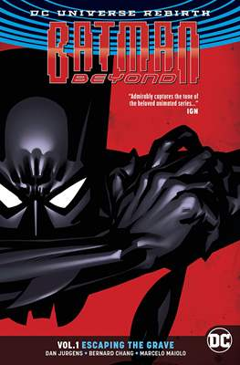 Batman Beyond (Vol. 6 2016-...) (Softcover) #1