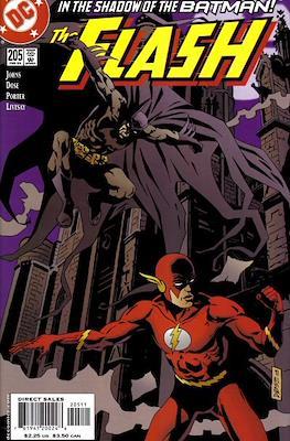 The Flash Vol. 2 (1987-2006) (Comic Book) #205