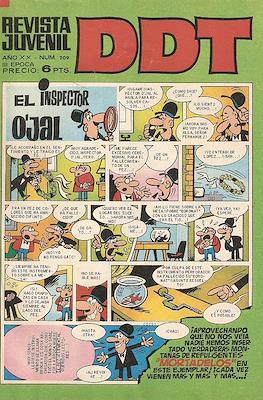 DDT (1967-1978) (Grapa) #209