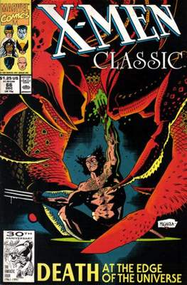 Classic X-Men / X-Men Classic (Comic Book) #66