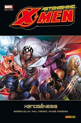 Astonishing X-Men. Marvel Deluxe #6