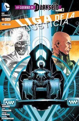 Liga de la Justicia. Nuevo Universo DC / Renacimiento (Grapa) #46