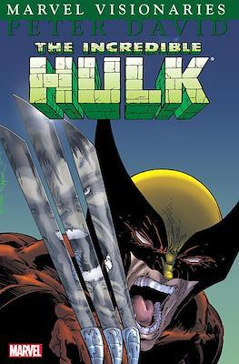 Marvel Visionaries: Peter David. The Incredible Hulk (Softcover) #2