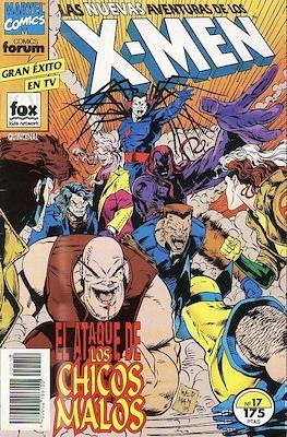 Las nuevas aventuras de los X-Men (Grapa 24 pp) #17