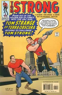 Tom Strong (Comic Book) #11