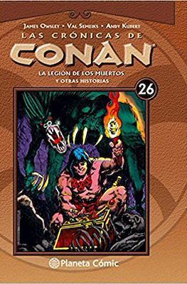 Las Crónicas de Conan (Cartoné 240 pp) #26