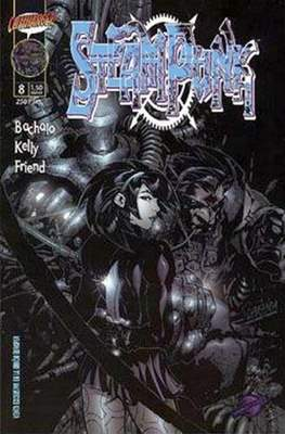 Steampunk (2001-2002) (Grapa 24-32 pp) #8