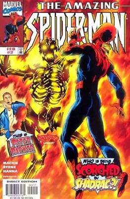 The Amazing Spider-Man Vol. 2 (1999-2014) (Comic-Book) #2