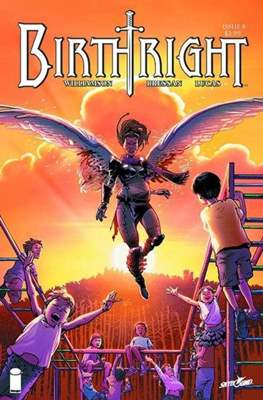 Birthright (Comic-book) #8