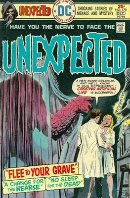 The Unexpected (Comic Book) #170