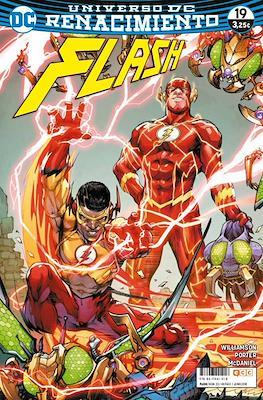 Flash. Nuevo Universo DC / Renacimiento (Rústica / Grapa) #33/19