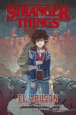 Stranger Things: El abusón (Rústica 72 pp)