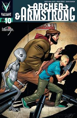 Archer & Armstrong (Grapa) #10