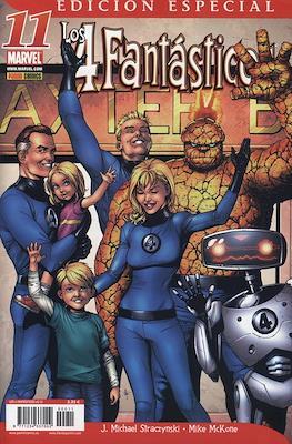 Los 4 Fantásticos Vol. 6. (2006-2007) Edición Especial #11