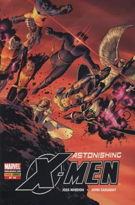 Astonishing X-Men Vol. 2 (2007-2008) (Grapa 24 pp) #13