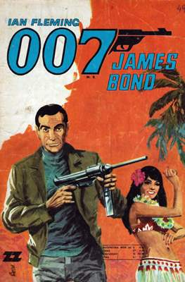 007 James Bond (Grapa) #49