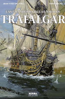 Las grandes batallas navales (Cartoné 56 pp) #1
