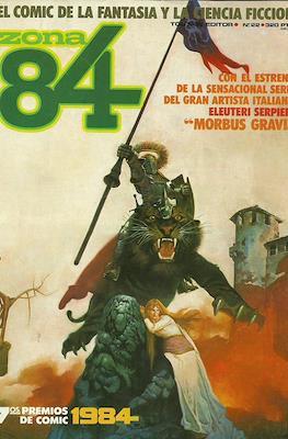 Zona 84 (Grapa) #22