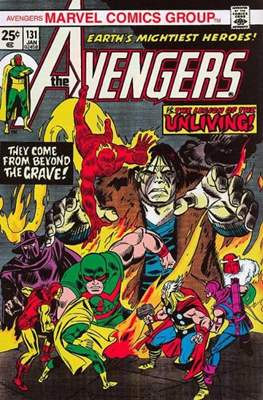 The Avengers Vol. 1 (1963-1996) (Comic Book) #131