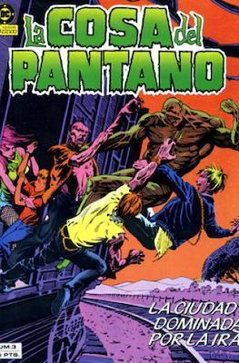 La Cosa del Pantano (1984-1985) #3