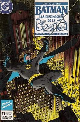 Batman (1987-1993) (Grapa) #23