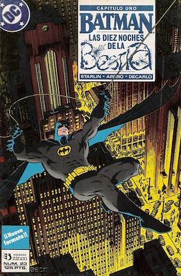 Batman (1987-1993) #23