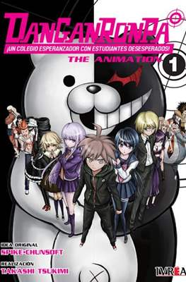 Danganronpa: The Animation (Rústica) #1